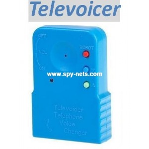 Telephone Voice Changer